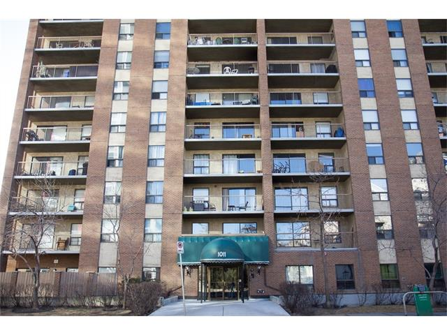 Main Photo: 204 1011 12 Avenue SW in Calgary: Beltline Condo for sale : MLS(r) # C4072654