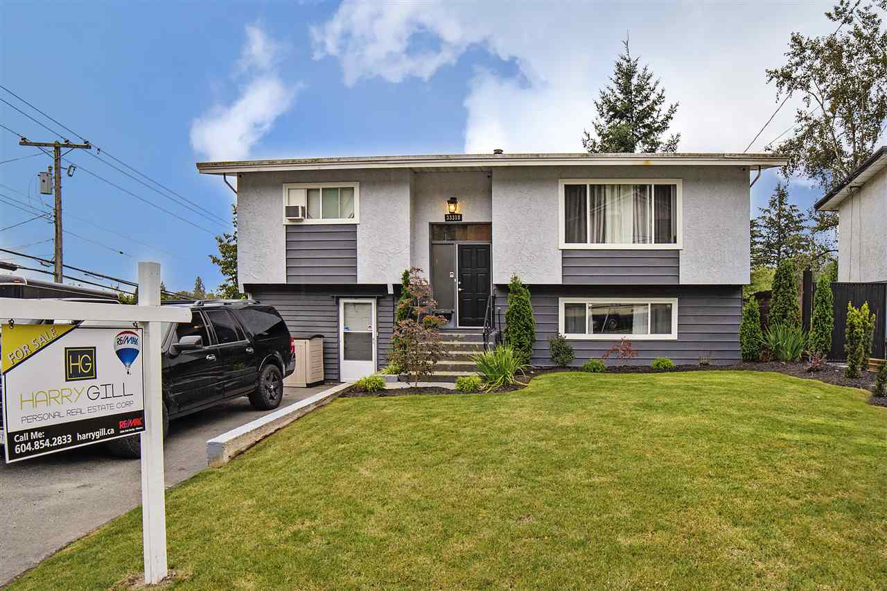 Main Photo: 33318 ROSE Avenue in Mission: Mission BC House for sale : MLS®# R2106190