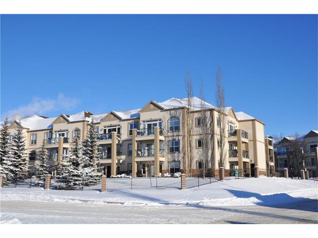 Main Photo: 2115 303 ARBOUR CREST Drive NW in Calgary: Arbour Lake Condo for sale : MLS® # C4092721