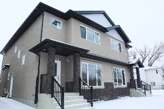Main Photo: 10236 79 Street NW in Edmonton: Zone 19 House Half Duplex for sale : MLS(r) # E4049501