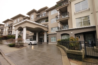 "Main Photo: 121 1185 PACIFIC Street in Coquitlam: North Coquitlam Condo for sale in ""CENTREVILLE"" : MLS®# R2146564"