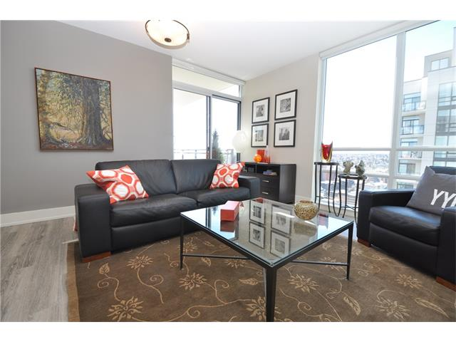 Photo 3: 2308 1111 10 Street SW in Calgary: Beltline Condo for sale : MLS® # C4108667