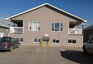 Main Photo: 4 6210 47 Street in Whitecourt: Multi-Family (Commercial) for sale : MLS(r) # 43391