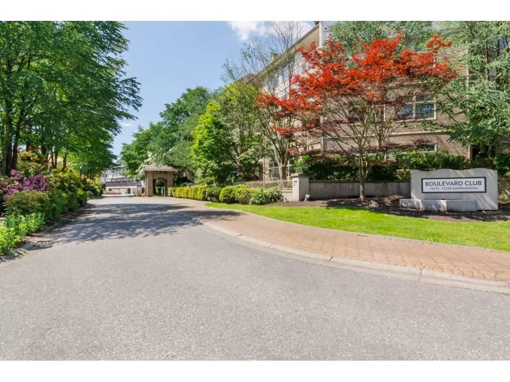 "Photo 2: Photos: 310 15210 GUILDFORD Drive in Surrey: Guildford Condo for sale in ""BOULEVARD CLUB"" (North Surrey)  : MLS® # R2171411"