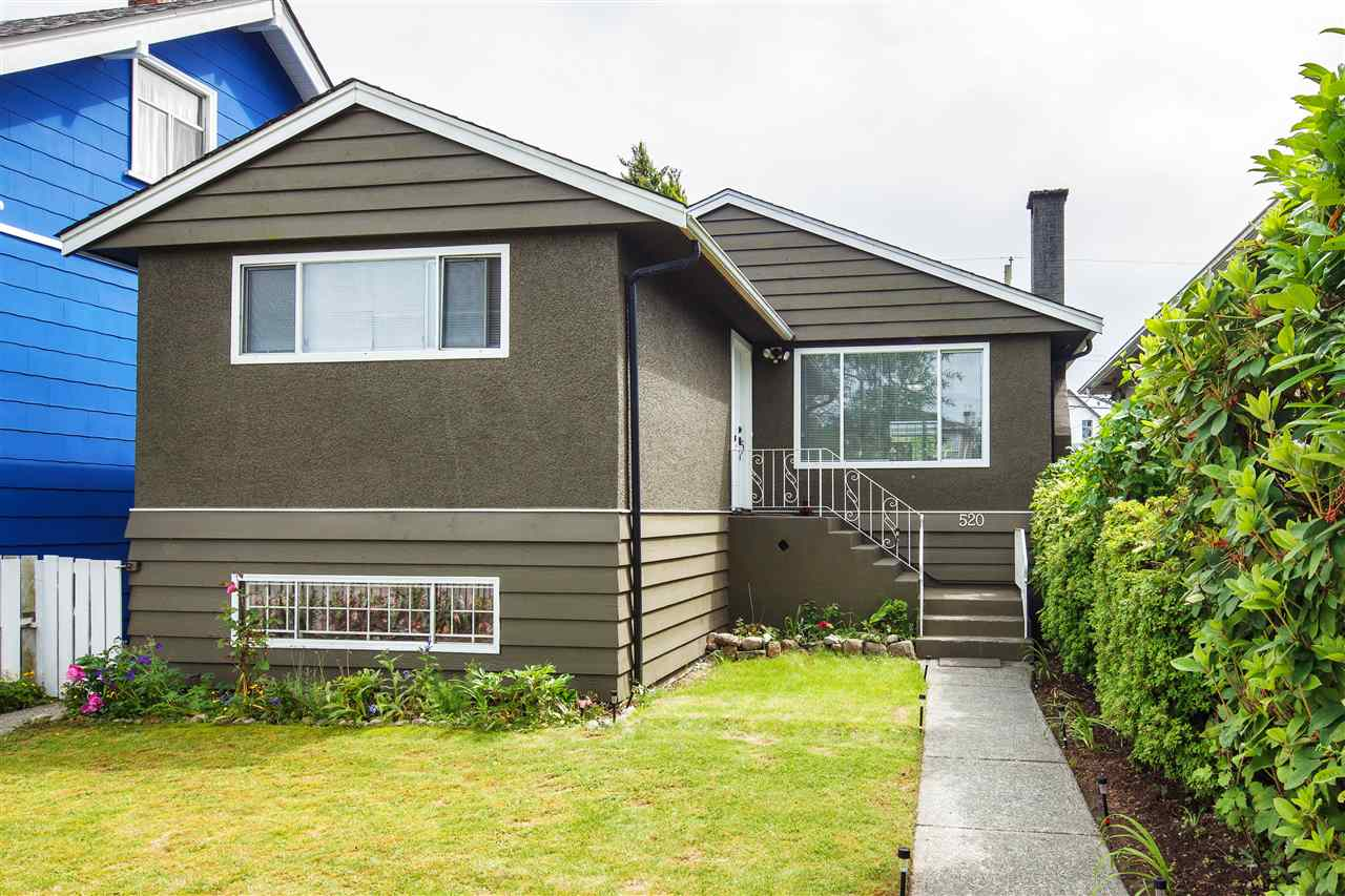 Main Photo: 520 E 47TH Avenue in Vancouver: Fraser VE House for sale (Vancouver East)  : MLS(r) # R2179848