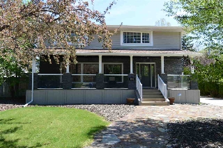 Main Photo: 8907 140 Street NW in Edmonton: Zone 10 House for sale : MLS(r) # E4073609