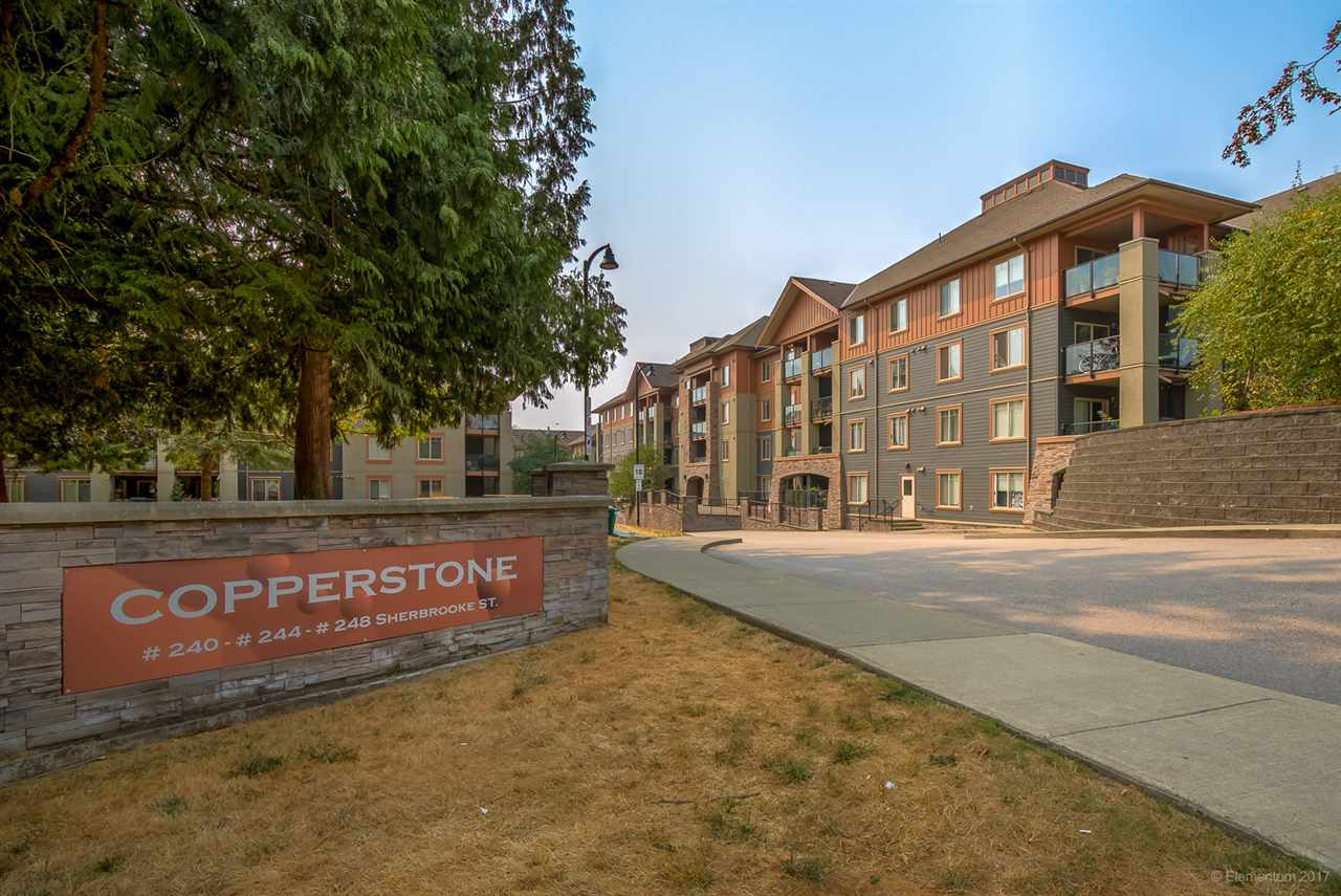 "Photo 19: 2214 244 SHERBROOKE Street in New Westminster: Sapperton Condo for sale in ""COPPERSTONE"" : MLS® # R2195429"