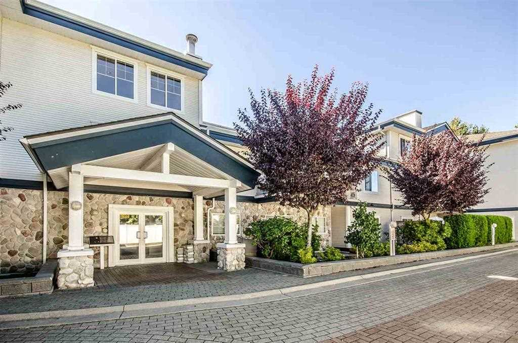 "Main Photo: 107 15298 20 Avenue in Surrey: King George Corridor Condo for sale in ""Waterford Place"" (South Surrey White Rock)  : MLS® # R2199740"