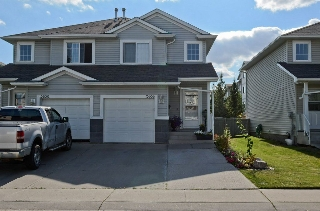 Main Photo: 13838 37 Street in Edmonton: Zone 35 House Half Duplex for sale : MLS® # E4079703