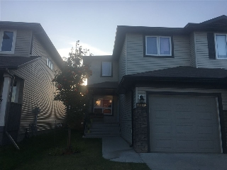 Main Photo: 17108 125 street NW in Edmonton: Zone 27 House Half Duplex for sale : MLS® # E4082465