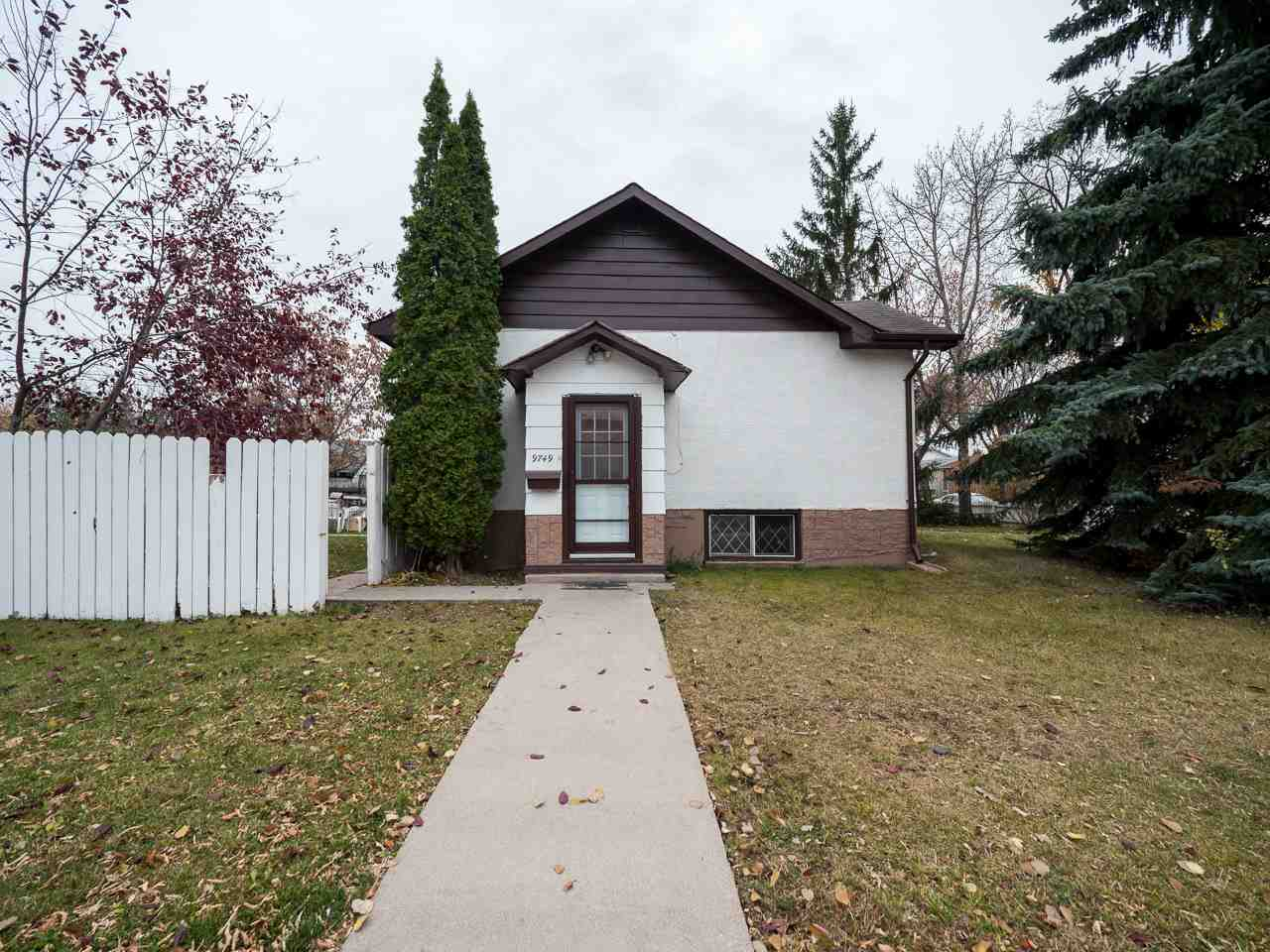 Main Photo: 9749 151 Street in Edmonton: Zone 22 House for sale : MLS® # E4085338
