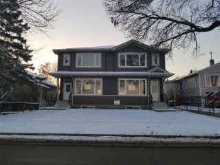 Main Photo: 1 12764 113a Street in Edmonton: Zone 01 House Half Duplex for sale : MLS® # E4088300
