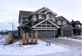 Main Photo: 5494 EDWORTHY Way NW in Edmonton: Zone 57 House for sale : MLS® # E4092227