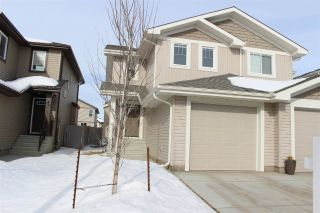 Main Photo: 170 RADCLIFFE Wynd: Fort Saskatchewan House Half Duplex for sale : MLS®# E4098561