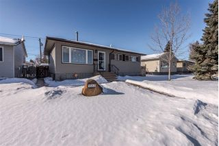 Main Photo: 7512 75 Street NW in Edmonton: Zone 17 House for sale : MLS® # E4098692