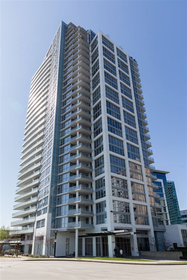 Main Photo: 1304 4400 BUCHANAN Street in Burnaby: Brentwood Park Condo for sale (Burnaby North)  : MLS®# R2244626