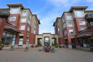 "Main Photo: 412 2970 KING GEORGE Boulevard in Surrey: King George Corridor Condo for sale in ""Watermark"" (South Surrey White Rock)  : MLS® # R2250066"