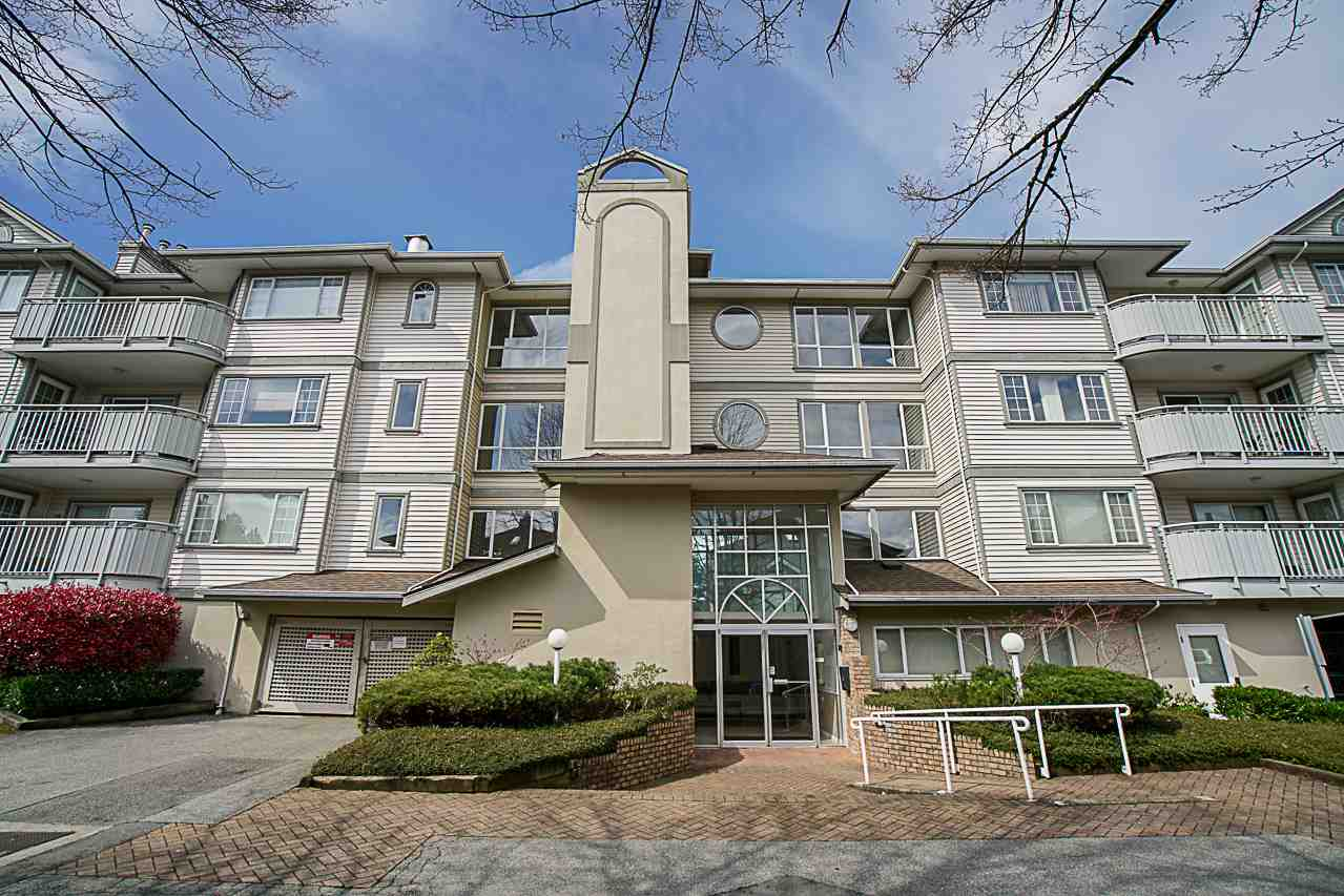 "Main Photo: 210 8120 BENNETT Road in Richmond: Brighouse South Condo for sale in ""CANAAN COURT"" : MLS®# R2257366"
