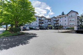 "Main Photo: 205 33480 GEORGE FERGUSON Way in Abbotsford: Central Abbotsford Condo for sale in ""CARMODY RIDGE"" : MLS®# R2283277"