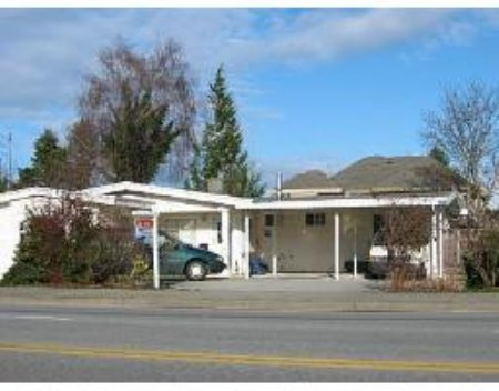 Main Photo: 4751 WESTMINSTER HWY: House for sale (Terra Nova)  : MLS® # V520447