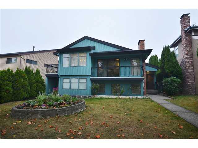 Main Photo: 6246 GILLEY Avenue in Burnaby: Upper Deer Lake House for sale (Burnaby South)  : MLS®# V976641