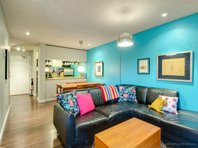 Main Photo: # 509A 1040 PACIFIC ST in Vancouver: West End VW Condo for sale (Vancouver West)  : MLS® # V1002757