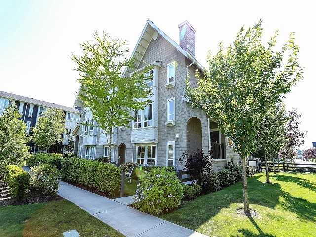 "Main Photo: 107 2418 AVON Place in Port Coquitlam: Riverwood Townhouse for sale in ""LINKS"" : MLS® # V1035908"