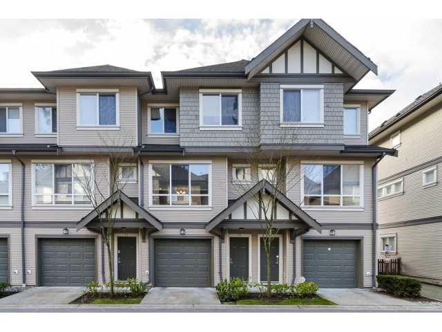 "Main Photo: 70 9088 HALSTON Court in Burnaby: Government Road Townhouse for sale in ""TERRAMOR"" (Burnaby North)  : MLS® # V1046737"