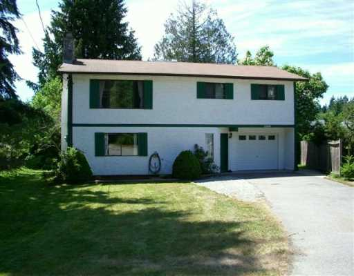Main Photo: 1266 MARION Place in Gibsons: Gibsons & Area House for sale (Sunshine Coast)  : MLS® # V603132