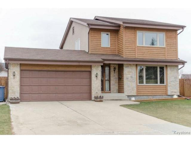 Photo 1: 26 Timmerman Place in WINNIPEG: North Kildonan Residential for sale (North East Winnipeg)  : MLS® # 1427541