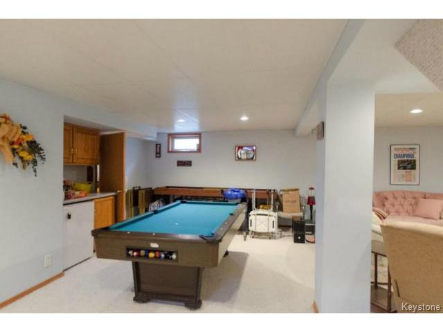 Photo 16: 26 Timmerman Place in WINNIPEG: North Kildonan Residential for sale (North East Winnipeg)  : MLS® # 1427541