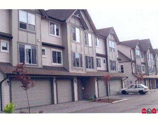 """Main Photo: 3 8917 EDWARD ST in Chilliwack: Chilliwack  W Young-Well Townhouse for sale in """"THE GABLES"""" : MLS(r) # H2501599"""