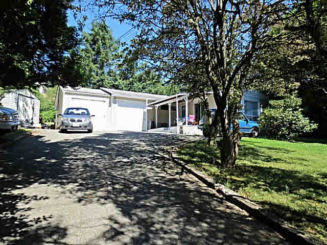 Main Photo: 34617 LOUGHEED Highway in Mission: Hatzic House for sale : MLS® # F1449071