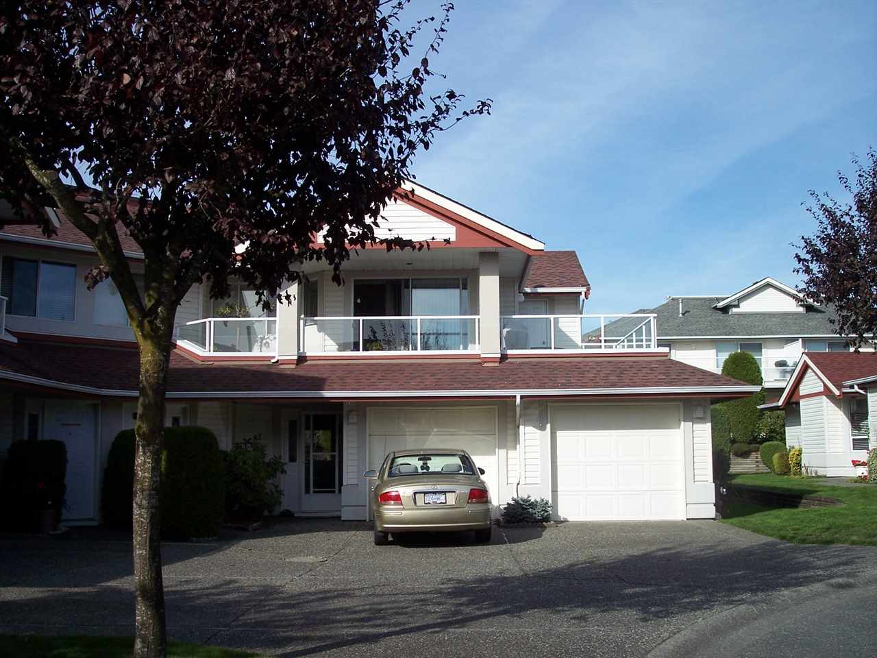 "Main Photo: 82 31406 UPPER MACLURE Road in Abbotsford: Abbotsford West Townhouse for sale in ""Ellwood Estates"" : MLS® # R2006325"