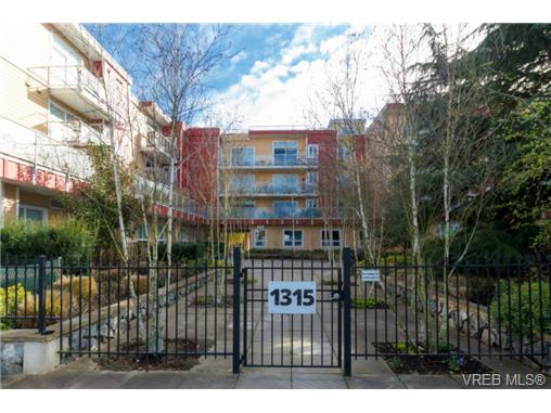 Main Photo: 312 1315 Esquimalt Road in VICTORIA: Es Saxe Point Condo Apartment for sale (Esquimalt)  : MLS® # 362360