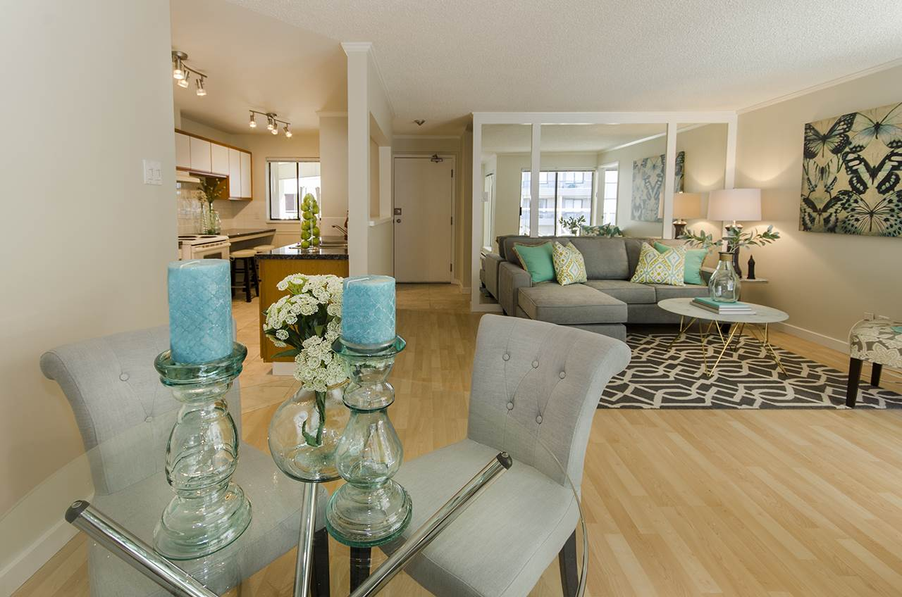 "Main Photo: 306 1080 BROUGHTON Street in Vancouver: West End VW Condo for sale in ""Broughton Terrace"" (Vancouver West)  : MLS® # R2062163"