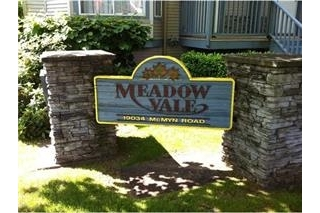 "Main Photo: 40 19034 MCMYN Road in Pitt Meadows: Mid Meadows Townhouse for sale in ""MEADOW VALLEY"" : MLS(r) # R2062340"
