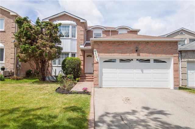 Main Photo: 4503 Heathgate Crest in Mississauga: Hurontario House (2-Storey) for sale : MLS(r) # W3518828