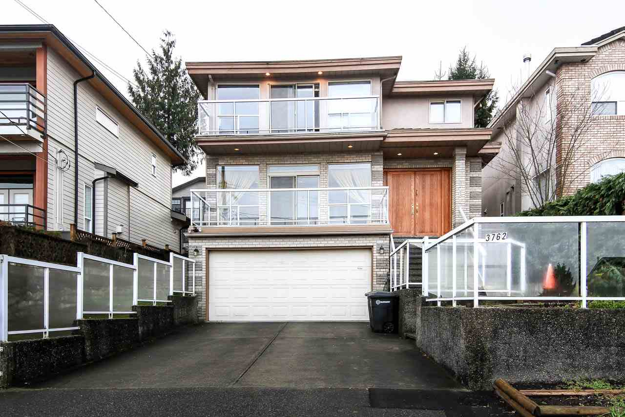 Main Photo: 3762 CARDIFF Street in Burnaby: Central Park BS House for sale (Burnaby South)  : MLS(r) # R2120823