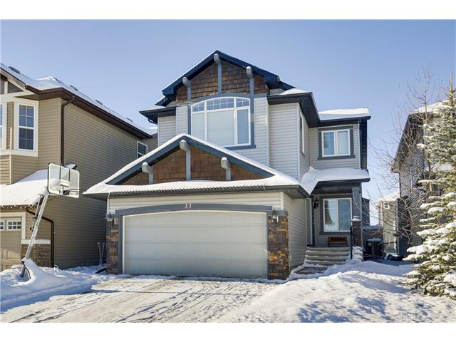 Main Photo: 31 EVEROAK Green SW in Calgary: Evergreen House for sale : MLS(r) # C4093062
