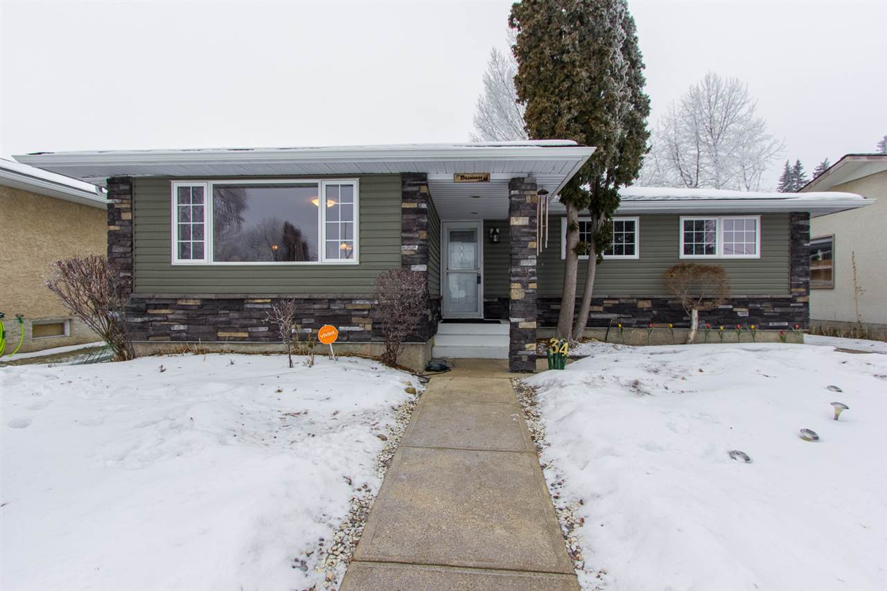 Main Photo: 34 BRAZEAU Drive: Devon House for sale : MLS(r) # E4047579