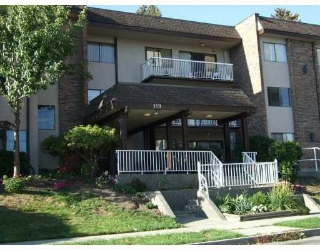 "Main Photo: 107 119 AGNES Street in New Westminster: Downtown NW Condo for sale in ""PARK WEST PLAZA"" : MLS(r) # R2142655"