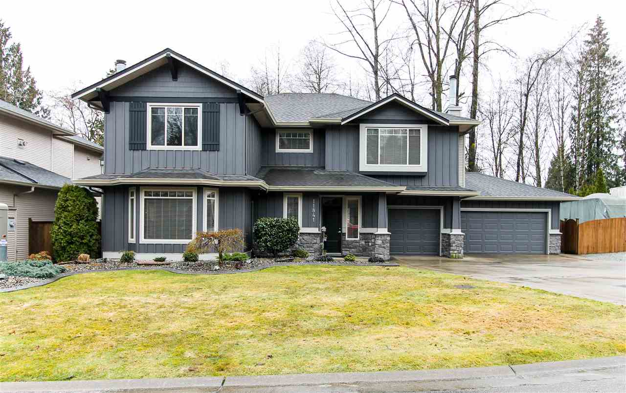 Main Photo: 11841 249A Street in Maple Ridge: Websters Corners House for sale : MLS®# R2146487
