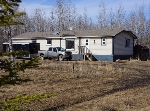 Main Photo: 58265 RRD 220: Rural Thorhild County Manufactured Home for sale : MLS(r) # E4058221