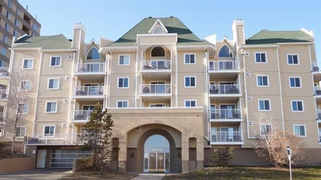 Main Photo: 110 9640 105 Street NW in Edmonton: Zone 12 Condo for sale : MLS(r) # E4058812