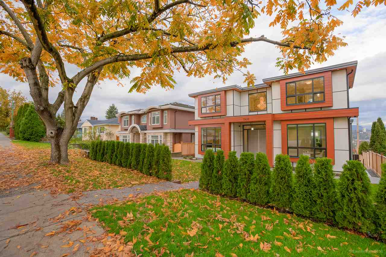 Main Photo: 7806 CARIBOO Road in Burnaby: The Crest House for sale (Burnaby East)  : MLS® # R2160047