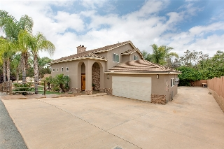 Main Photo: EL CAJON House for sale : 4 bedrooms : 2229 Eucalyptus Dr