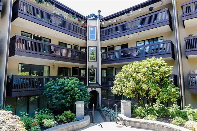"Main Photo: 114 9847 MANCHESTER Drive in Burnaby: Cariboo Condo for sale in ""BARCLAY WOODS"" (Burnaby North)  : MLS® # R2172663"
