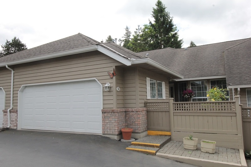 "Photo 1: 60 21848 50 Avenue in Langley: Murrayville Townhouse for sale in ""Cedar Crest Estates"" : MLS® # R2173433"