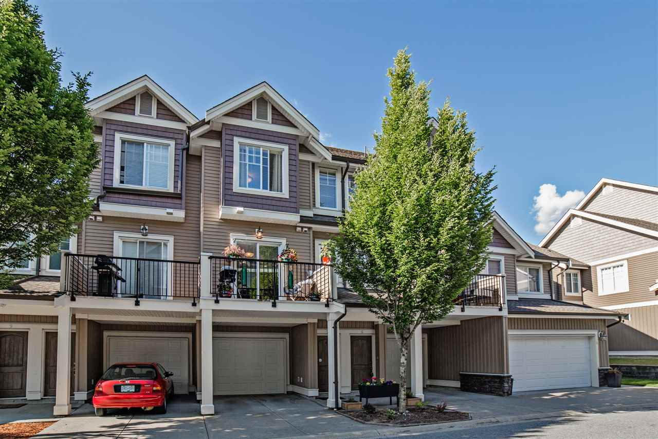 "Main Photo: 7 32792 LIGHTBODY Court in Mission: Mission BC Townhouse for sale in ""HORIZONS AT LIGHTBODY COURT"" : MLS(r) # R2176806"
